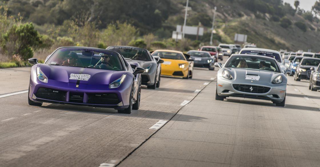 exotic car club Fast Lane Drive